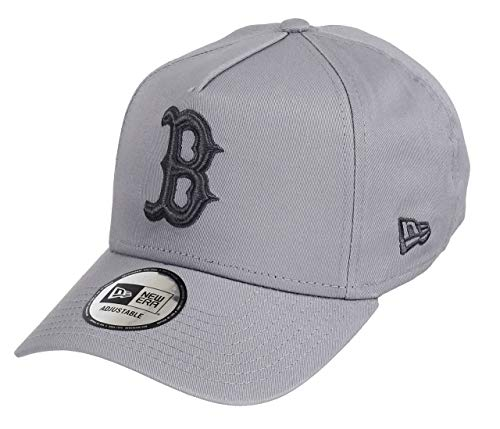 A NEW ERA Era Boston Red Sox Adjustable A Frame Cap League Essential Grey  Graphite 6a808943a0b