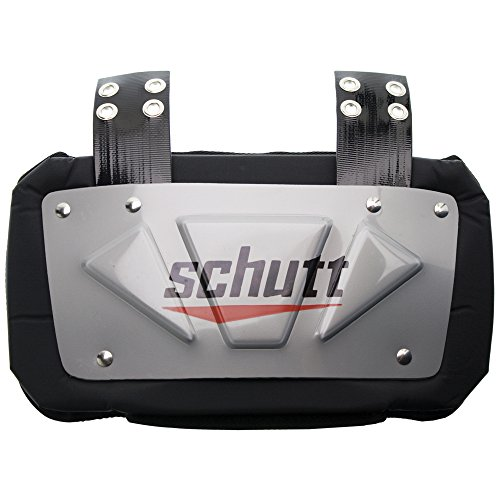Schutt Sports Air Maxx Backplate, Unisex, schwarz