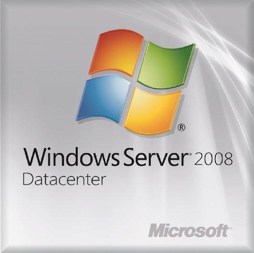 Systembuilder Windows Server Datacenter inkl. HypV 2008 R2 64Bit x64 1pk DSP OEI DVD 2 CPU (Windows Server Datacenter 2008)