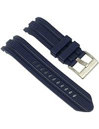 Nautica Reloj de pulsera plástico azul compatible con N15564G BFD 100