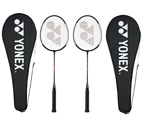 1. Yonex GR 303 Aluminum Blend Badminton Racquet with Full Cover