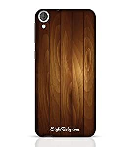 Style baby Wood HTC Desire 826 Phone Case
