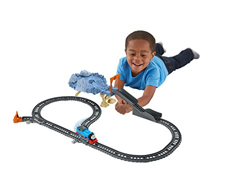 Thomas & Friends DFM51 Trackmaster Close Call Cliff Toy