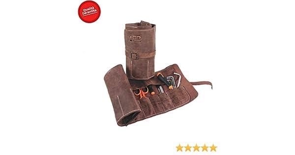 Beta 2001E4//B20-80 Custodia in pelle con 20 attrezzi utensili carrello e valigia