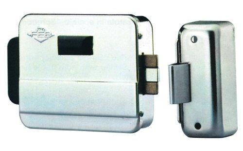 Serratura Elettrica da Applicare Feb art. 5013 1Z Ambidestra per Porte e Cancelli