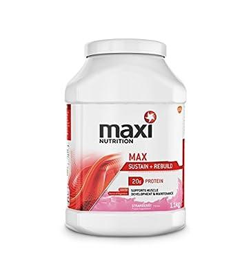 MaxiNutrition Max Protein Shake Powder