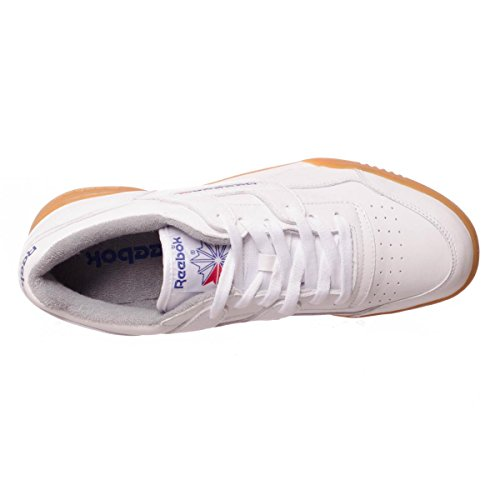 Reebok Workout Plus R12 Gum Pack, white/reebok royal/flat grey White/Royal/Tin Grey