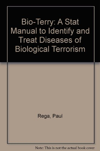 Bio-Terry: A Stat Manual to Identify and Treat Diseases of Biological Terrorism