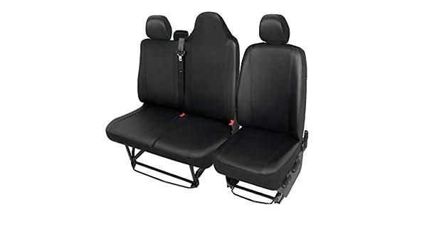Z4L Sitzbez/üge Hero Passgenau geeignet f/ür Renault TRAFIC ab 2014-1+2