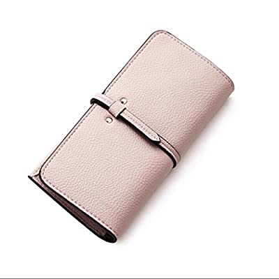 ZLR Mme portefeuille Portefeuille à la nouvelle section Wallet Ladies Long