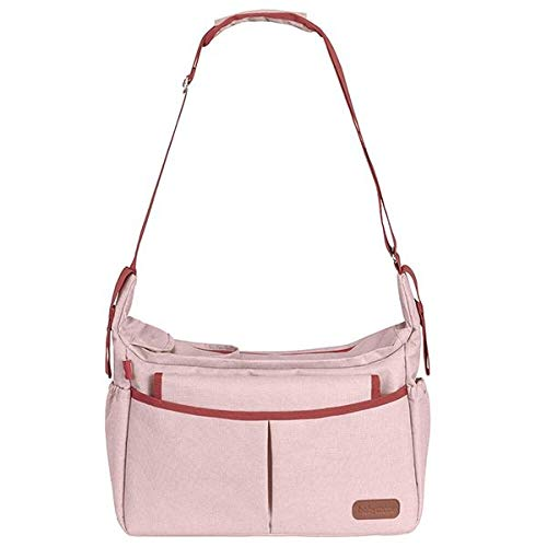 Sac à langer BabyMoov Urban Bag Rose poudré chiné