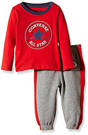 Converse Baby Boys 2 Piece Clothing Set Casino 1 Year