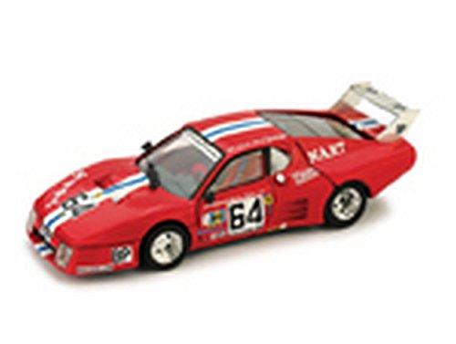 Brumm BM0417 Ferrari 512 BB LM N.64 Accident LM 1979 d'occasion  Livré partout en Belgique