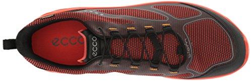 ECCO Biom Venture, Scarpe Sportive Outdoor Uomo Arancione (50326black/fire/fanta)