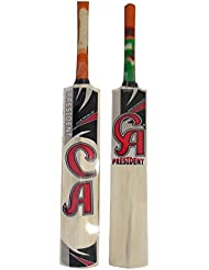 Nueva Ca Presidente Tapeball Street Cricket pelota bate al aire libre cinta de tamaño completo Senior