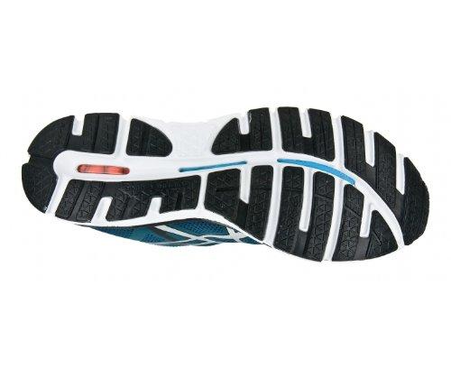 Asics Herren Performance Gel-Attract 2 Sneakers Blau/Schwarz/Weiß