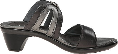 Naot , Chaussons Mules femme Argent - Silber (metalic sterling comb.)