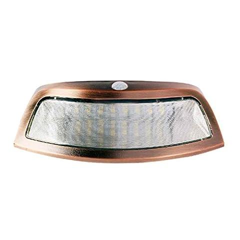 200LM Solar LED Garden Light LED Lamp Outdoor Human Body Motion Sensor Waterproof IP65 Emergency Wall