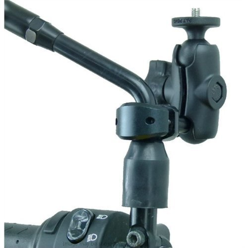 Motorrad Moped Roller Spiegel Kamerahalter (SKU 19379)