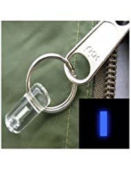 Firefly Bivvy Small Tritium Glowring One Size Blue