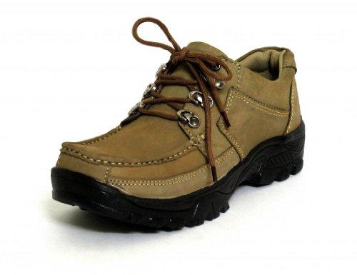 Fbt 7016 Mens Olive Casual Shoes - 10