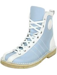 Swedish Hasbeens Vintage Bowling Boot 055 - Zapatillas de deporte de cuero unisex