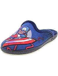 DIAMANTINO Zapatillas DE CASA Captain America NIÑO ALA17026 Azul