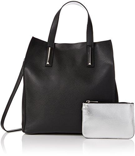 New Look Women's N/s Tote Black (Black Pattern)