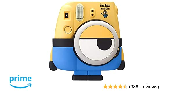 Minion Camera App : Fujifilm instax mini minion kamera amazon kamera