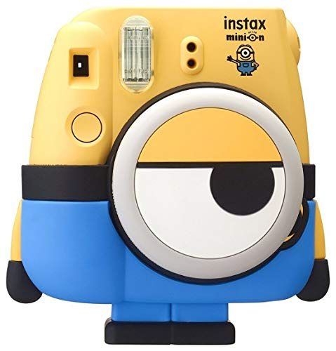Fujifilm Instax Mini 8 Minion - Cámara