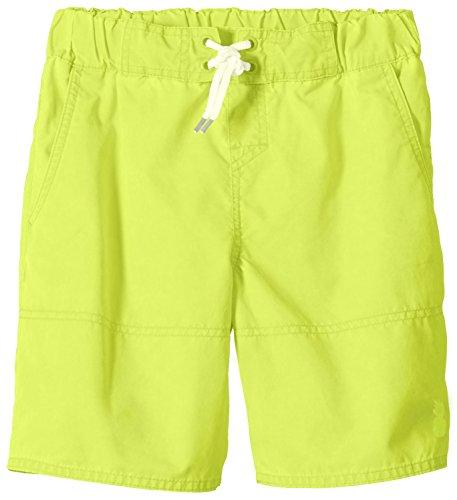 NAME IT - Zolid Kids Pantaloncini 215, Pantaloncini per bambini e ragazzi, giallo (lemon tonic), 140 (Taglia produttore: 140)