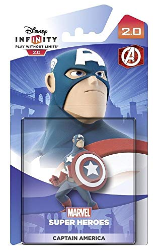 Disney Infinity 2.0: Einzelfigur - Captain America - [alle Systeme] (Disney Infinity-store)