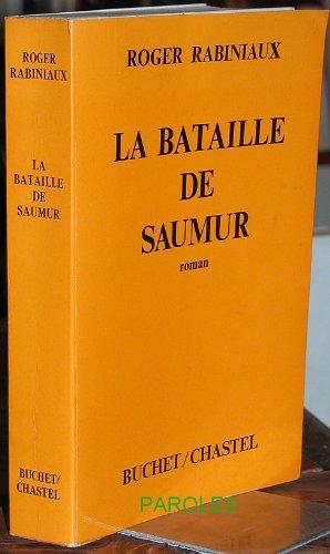 La Bataille de Saumur - 1ère édition en Service de Presse