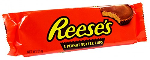 reeses-peanut-butter-cups-51g