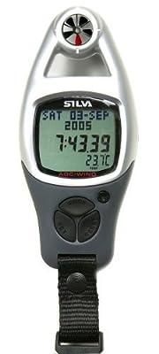 Silva Windmesser Adc Wind, Schwarz, One size, 30-0000055250 von Silva bei Outdoor Shop