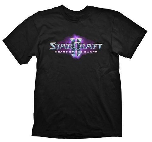 Preisvergleich Produktbild Starcraft 2 T-Shirt Heart Of The Swarm Logo,  Größe L