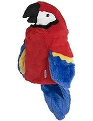 Daphne's Parrot Par grandes, Club de Golf Driver 460cc Driver-Couvre-bois - 1 tête