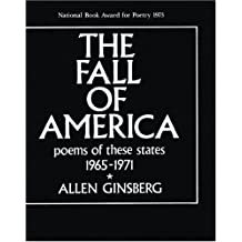 The Fall of America: Poems of These States, 1965-1971