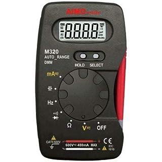 HaiMa For Aimometer M320 Automatic Range Notebook Type Handheld Digital Multimeter - Multi-A