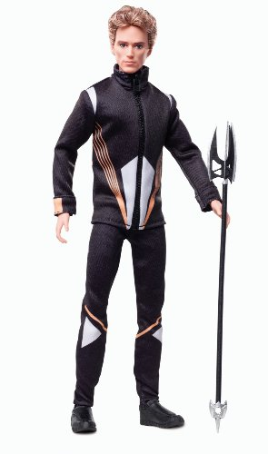 Barbie Collector Black Label - Hollywood - The Hunger Games Catching Fire - Finnick Puppe
