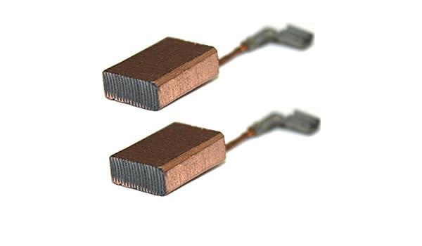 Kohlebürsten Kohlen für Makita SG1250 SG 1250 ersetzt 191978-9 CB-318 CB325 A1