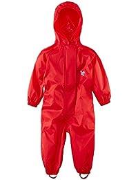 Muddy Puddles Childrens Waterproof Dungarees Navy Protective Kids Overalls Rainwear Snow PUDNAVY