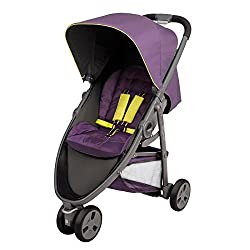 Graco Evo Mini Stroller- Night Shade