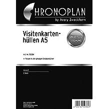 Suchergebnis Auf Amazon De Für Visitenkartenhüllen A5