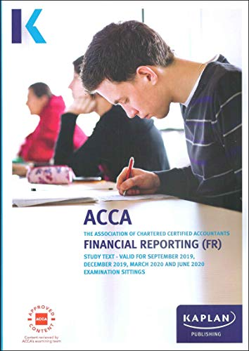 FINANCIAL REPORTING - STUDY TEXT