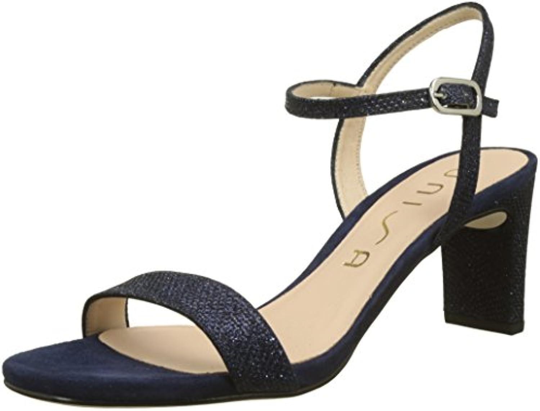 Unisa Mabre_ev_KS, Sandali con Cinturino alla Caviglia Donna | qualità regina  | Uomini/Donna Scarpa