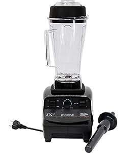 JTC OmniBlend I Standmixer TM767 schwarz 2,0 Liter Behälter BPA-frei