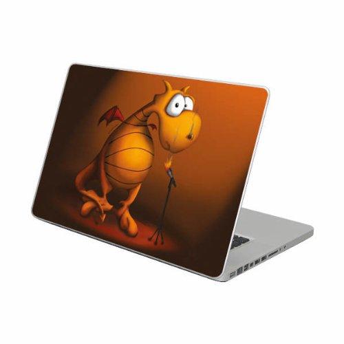 Diabloskinz - Skin Adesiva in Vinile per Apple MacBook PRO con Display...
