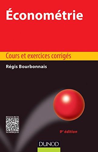 Économétrie - 9e édition - Cours et e...