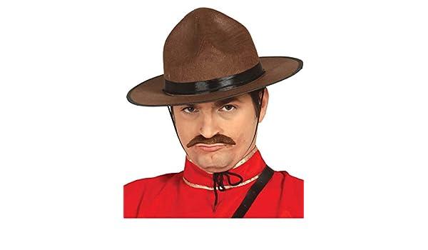 Horror-Shop cappello della polizia canadese  Amazon.it  Giochi e giocattoli 8d7257309033
